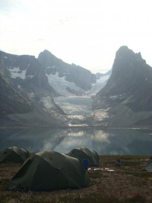 Base Camp - Greenland