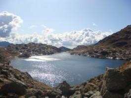Lake in Mountians